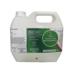 Dezinfectant Multisuprafete Bidon 3 Litri, formula speciala concentrata 0.1L la...