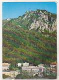 Bnk cp Baile Herculane - Muntele Domogled - uzata, Necirculata, Printata