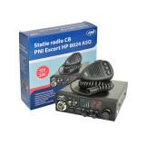 Resigilat : Statie radio CB PNI Escort HP 8024 cu ASQ reglabil si alimentare 12V-2