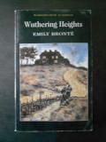 EMILY BRONTE - WUTHERING HEIGHTS {limba engleza}