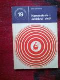 N1 Homeostazia - Echilibrul Vietii - Emil Bittman