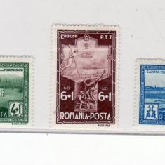 Romania   1932    Sanatoriul  P.T.T.