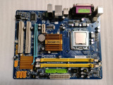 Placa de baza Gigabyte G31M-ES2L, socket 775 DDR2 PCI-E + E6500 - poze reale, Pentru INTEL, LGA 775