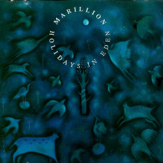 Marillion Holidays In Eden remastered (2cd)