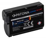 PATONA Platinum | Acumulator tip Nikon EN-EL15C EN-EL15 Z5 Z6 Z7 D500 D800 D850