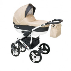 Carucior 2 in 1 Carera New Crem