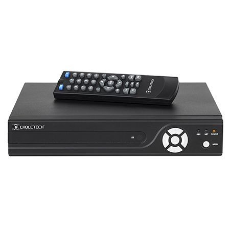 NVR 4 CANALE CABLETECH