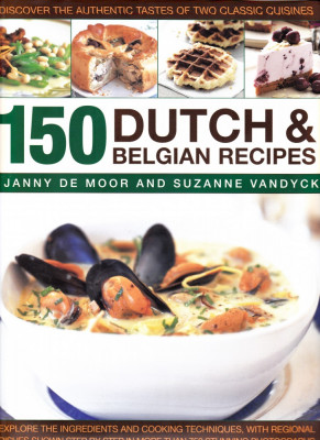 150 Dutch & Belgian Recipes foto