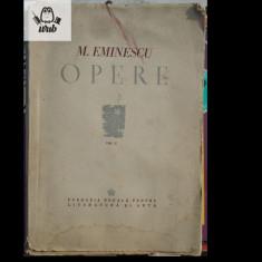 M Eminescu Opere vol II Perpessicius 1943
