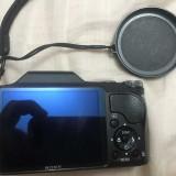 Aparat Foto Sony DSC-H20 - Black -cu husa Samsonite