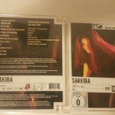 [DVD] Shakira MTV Unplugged  - dvd original