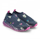 Pantofi Sport LED Bibi Roller Celebration Catcorn 24 EU, Bleumarin, BIBI Shoes