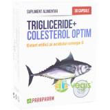 Trigliceride + Colesterol Optim 30cps