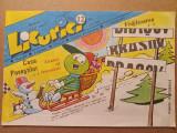 Licurici nr 12 din 1995 - 2 BD Casa Povestilor - Aventuri cu Licurici - Burschi