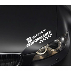Sticker Performance - Seat