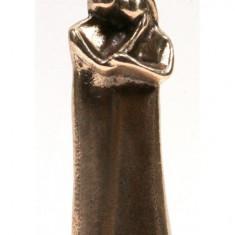 "Statueta bronz masiv ""Pereche"""