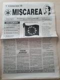 Miscarea 1-15 octombrie 1994-ziar legionar,moartea lui elena zelea codreanu