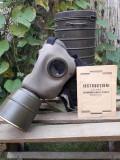 Masca gaze romaneasca al doilea razboi mondial veche