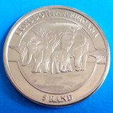 Venda 5 rand 2019 UNC Elefant