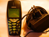 Nokia 3510 + incarcator , liber de retea ., Rosu, Nu se aplica, Neblocat