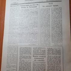 ziarul universul 13-19 martie 1990-ion ratiu se confeseaza