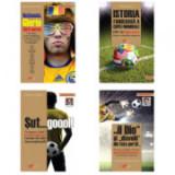 Colectia Legendele Arenei - Pachet 4 carti despre istoria fotbalului