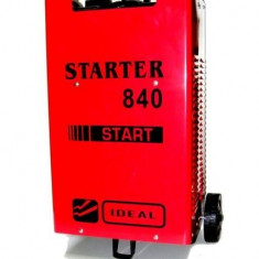 Redresor curent cu functie robot pornire 12 24V STARTER 840