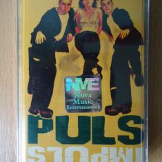 Puls - Impuls (1999) Caseta audio originala, raritate!