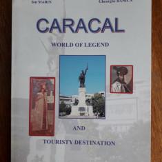 Caracal  - Monografie in limba engleza / R7P4S