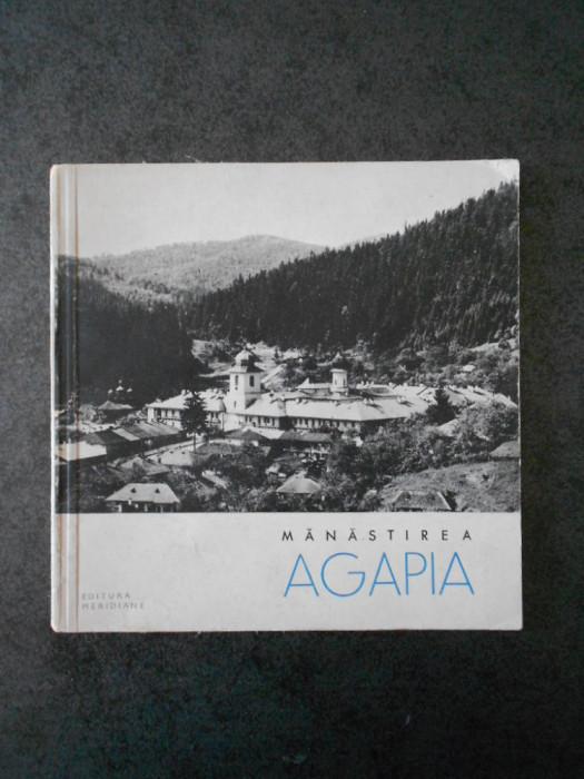 PETRE LEPAN - MANASTIREA AGAPIA (ghid)