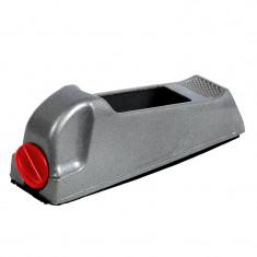 Rindea metalica scurta Proline, 140 mm, Argintiu