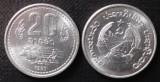 Laos 20 att 1980 UNC