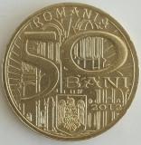 Romania - 50 Bani 2012 - Neagoe Basarab
