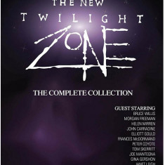 Film Serial The Twilight Zone/Zona Crepusculara DVD BoxSet Complete Collection, SF, Altele, columbia pictures