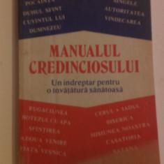 MANUALUL CREDINCIOSULUI de JAMES A. ST. JOHN