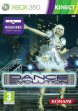 Dance Evolution Kinect XB360