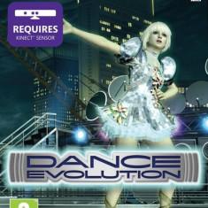 Dance Evolution Kinect XB360