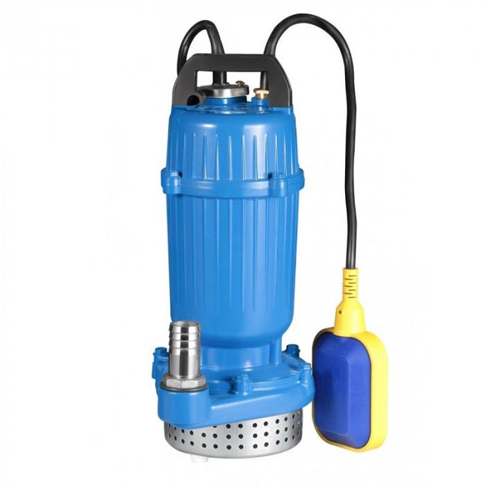 Pompa submersibila cu flotor Gospodarul Profesionist, 370 W, 2860 rpm, 3000 l/h, adancime 16 m, corp fonta