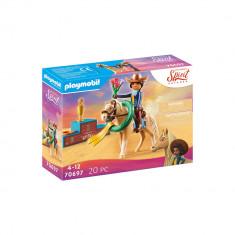 Playmobil Spirit - Rodeo cu Pru si Chica Linda