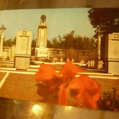 Ilustrata Vaslui - Mausoleul Penes Curcanul , circulat 1983
