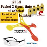 Tinte: mobila si interactiva ANTRENAMENTE airsoft+ochelari balistici