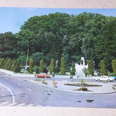 Caransebes - Parcul Dragalina - vedere circulata 1977