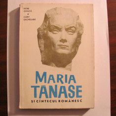"CY - Petre GHIATA & Clery SACHELARIE ""Maria Tanase si Cantecul Romanesc"""