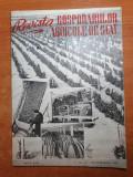 Revista gospodariilor agricole de stat noiembrie 1961-art.regiunea brasov,galati