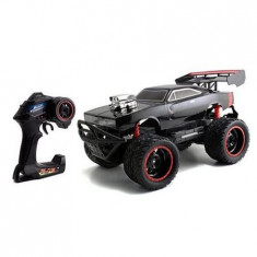 Masinuta de jucarie cu telecomanda RC, 4x4, Fast and Furious Dodge Charger