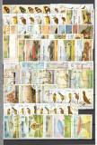 Sao Tome.Lot peste 170 buc. timbre stampilate serii si deparaiate LL.31