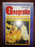 Geografia Romaniei manual pentru clasa a IV-a- Constantin Furtuna, Octavian Mandrut, Clasa 4, Geografie