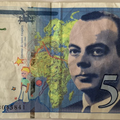 FRANTA 50 FRANCS/FRANCI 1997
