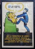 AFIS DE PROTECTIA MUNCII, PERIOADA COMUNISTA