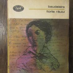 FLORILE RAULUI -BAUDELAIRE